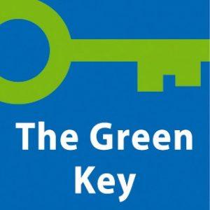 logo green key eng